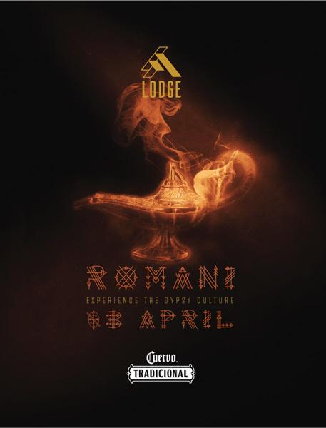 ROMANI | Wed. 03 April at LODGE